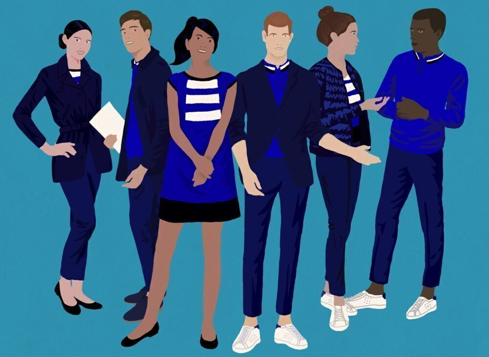 Icelandic Startup PLAY Reveals Its New Casual Crew Uniforms