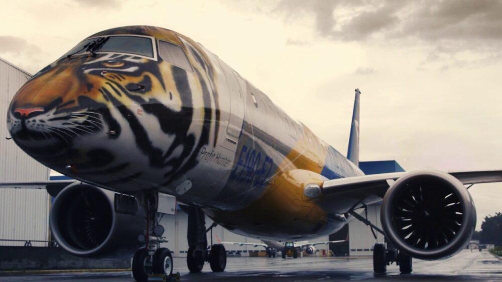 Embraer Boeing deal