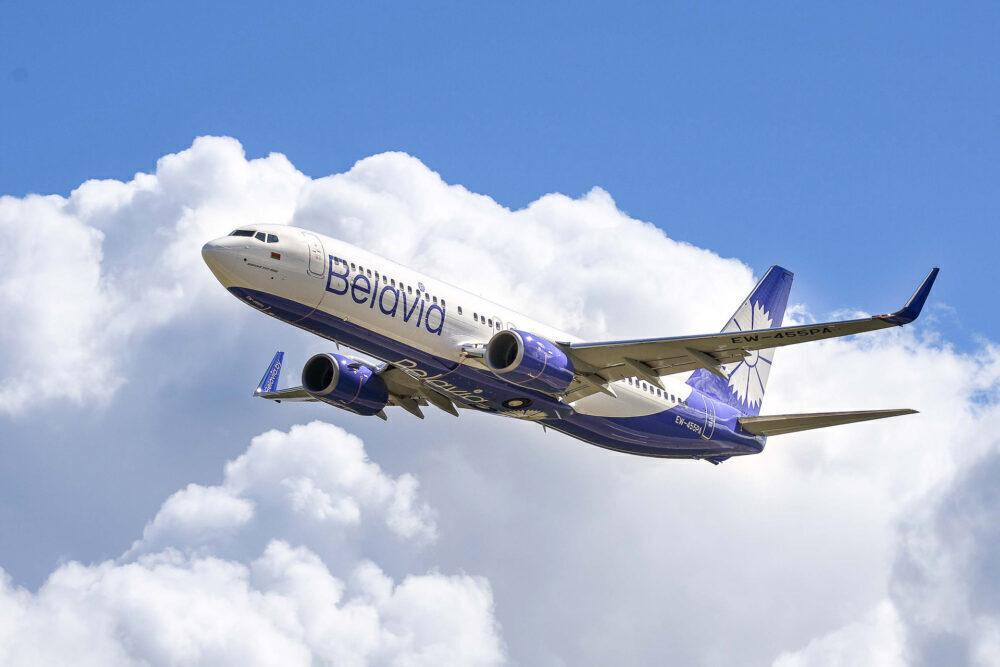 IATA Isn't Happy With EASA's Belarus Overflight Ban