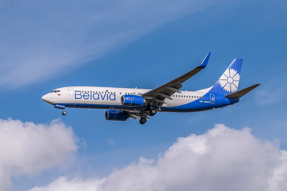 Belavia 737