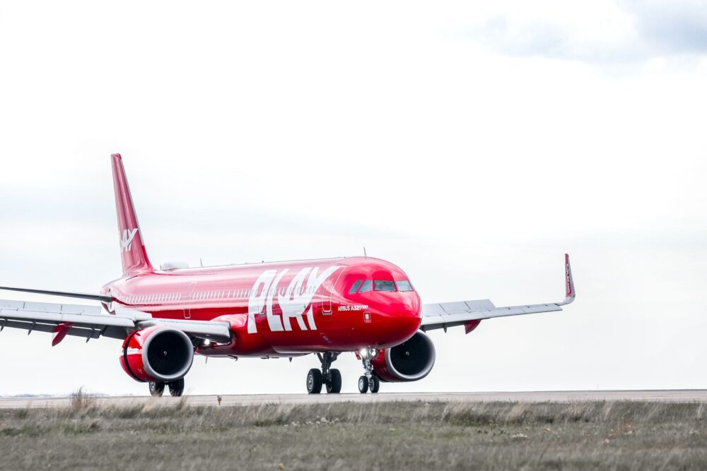 PLAY first A321neo