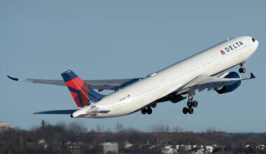 Delta Air Lines Airbus A330