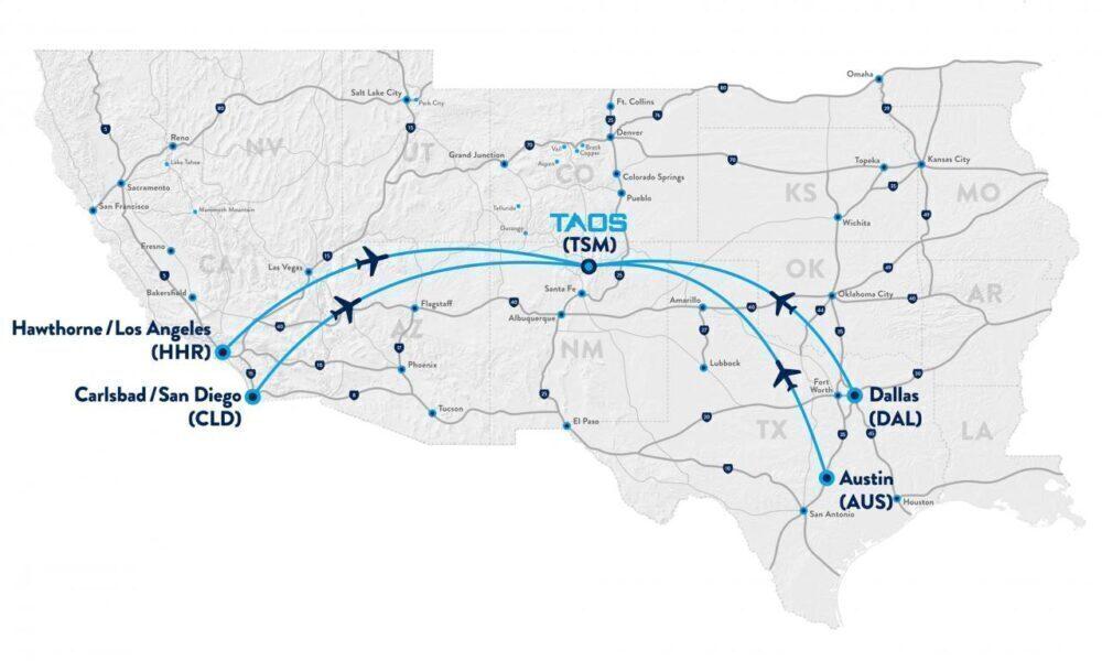 Taos Air Network