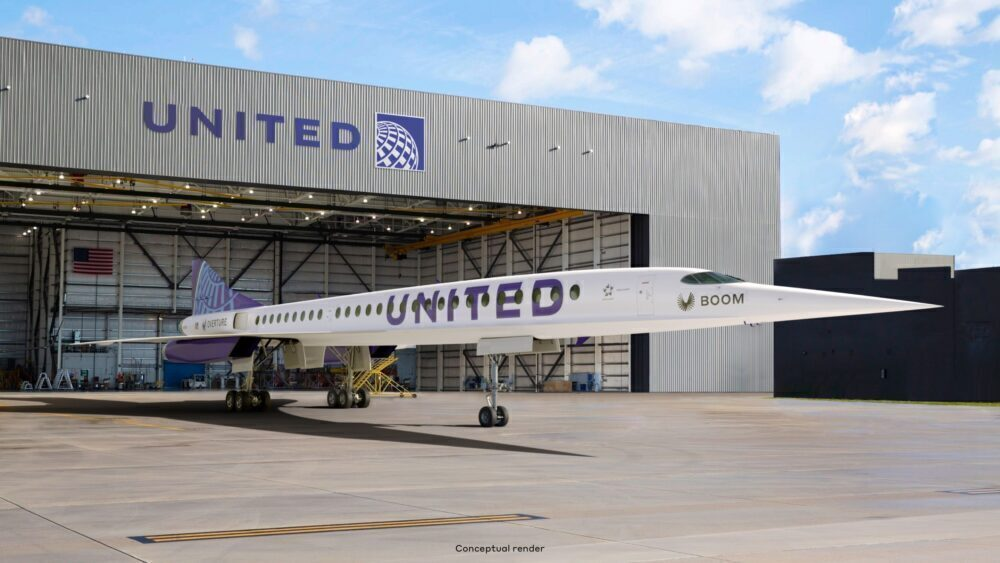 Where Could United Airlines Fly Its Boom Supersonic Jets?