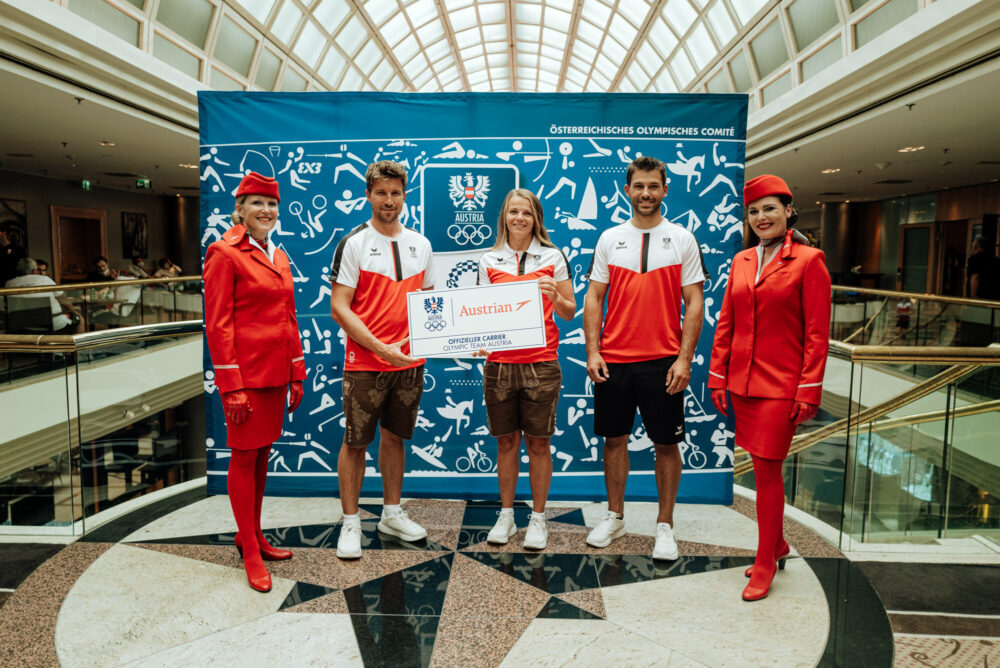 Austrian Airlines Olympics