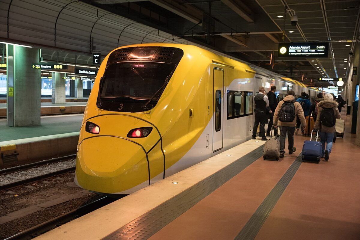 Stockholm's Arlanda Express