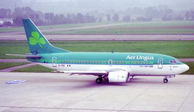 Aer Lingus 737-500