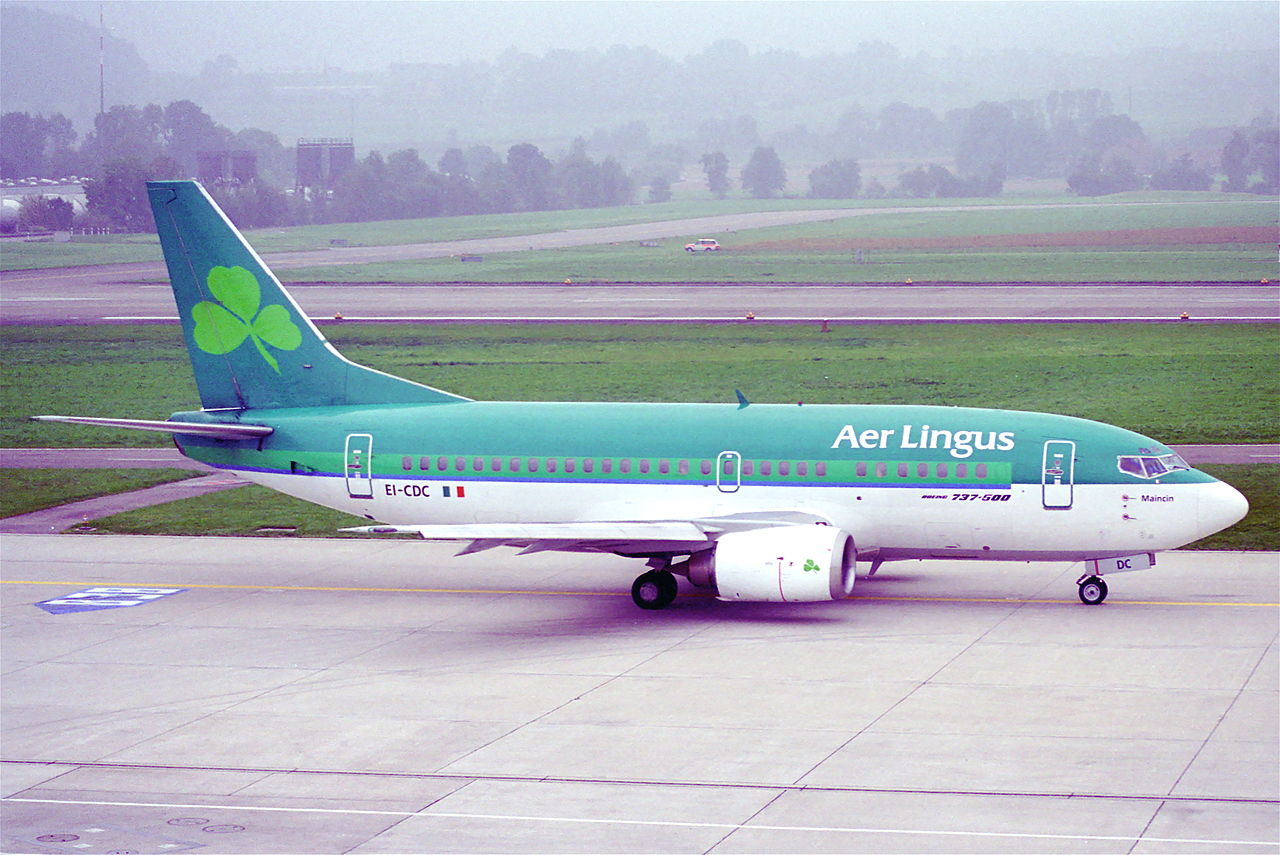 What Happened To Aer Lingus' Boeing 737s?