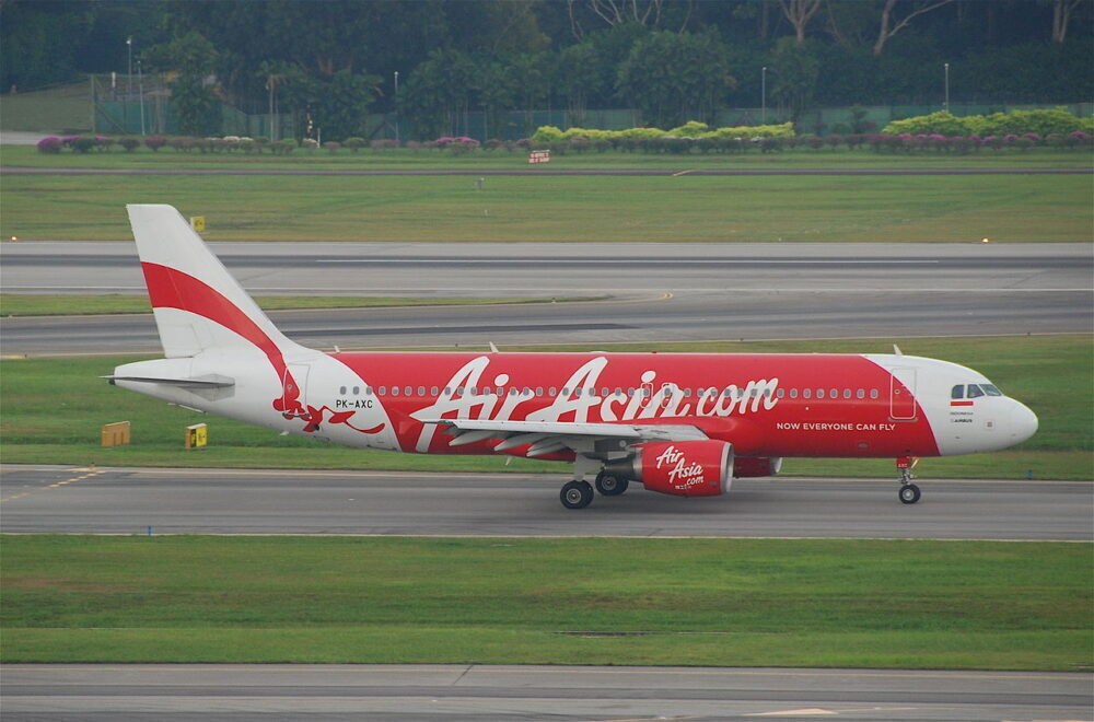 AirAsia Indonesia To Suspend Flights For One Month