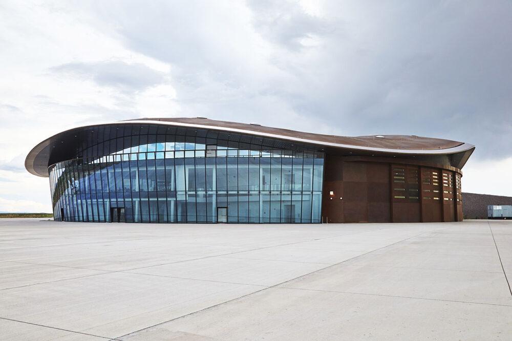 Spaceport America Gateway Terminal