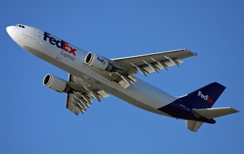 FedEx Airbus A300