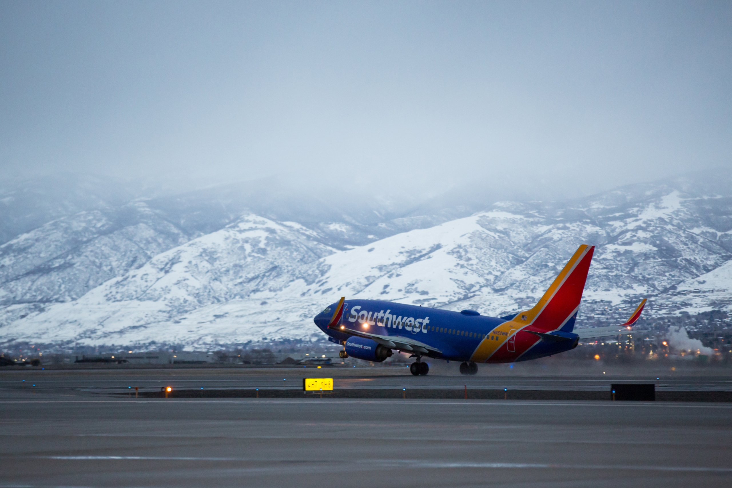 Southwest Airlines Wants To Grow But One Constraint ...