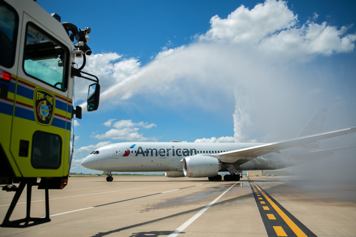 American Airlines Set For Big Growth Out Of Dallas And Charlotte