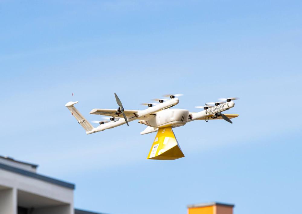 Australia-Coffee-Drone-Delivery