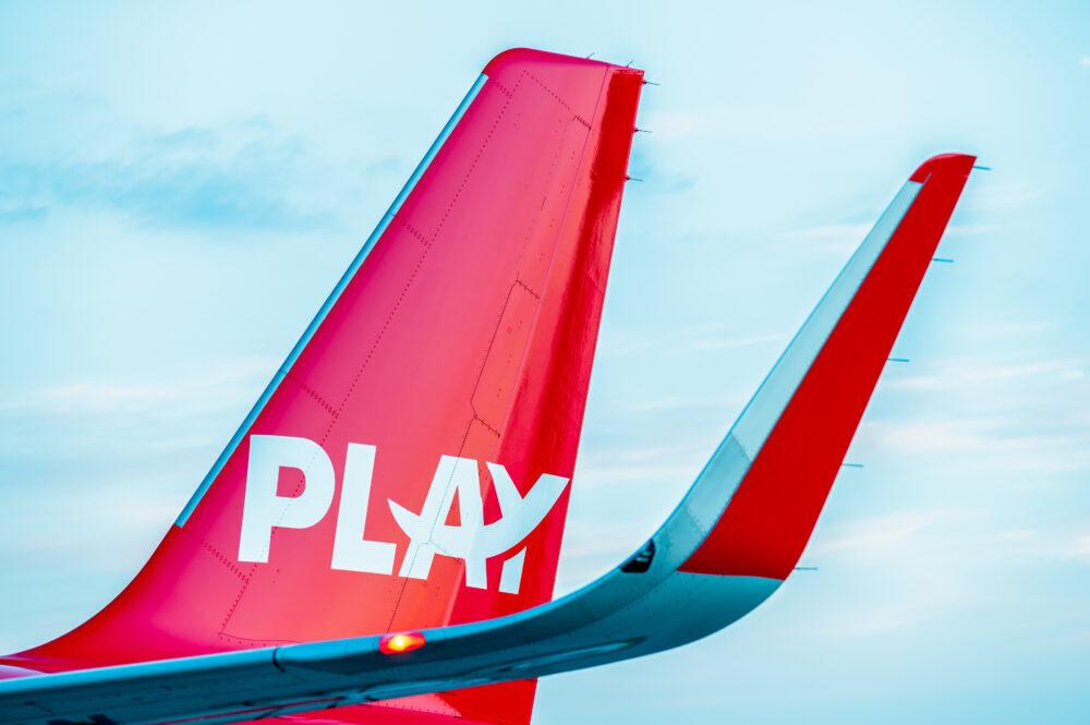 Play, Berlin Brandenburg Airport, First Flight
