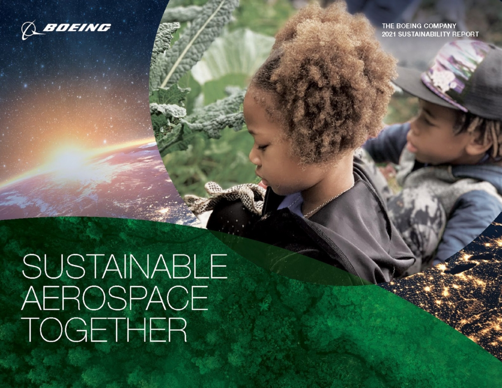 Boeing's 1st Sustainability Report: Here's What You Need To Know