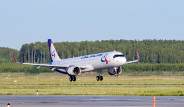 Ural Airlines A321neo