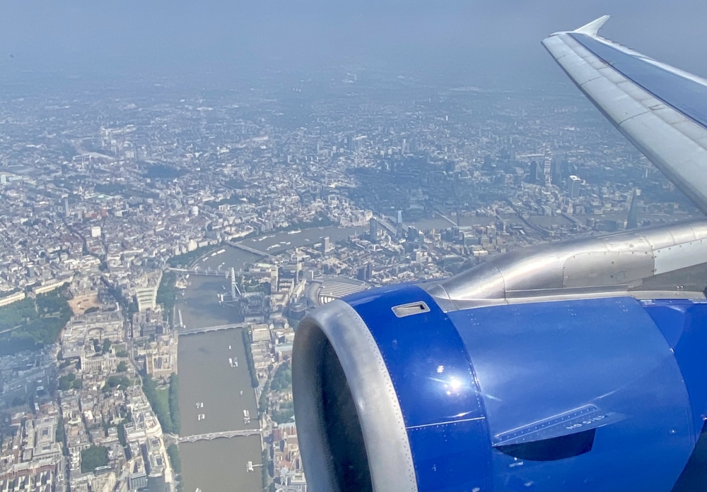 Review: British Airways' A320 Service To London During COVID-19