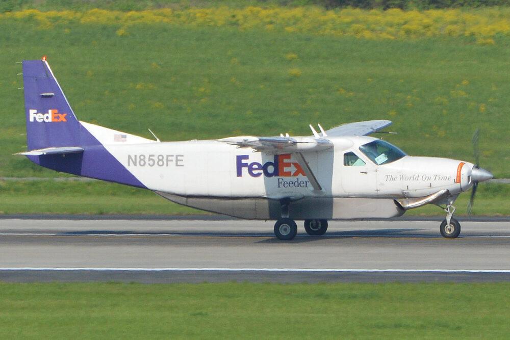 FedEx Cessna