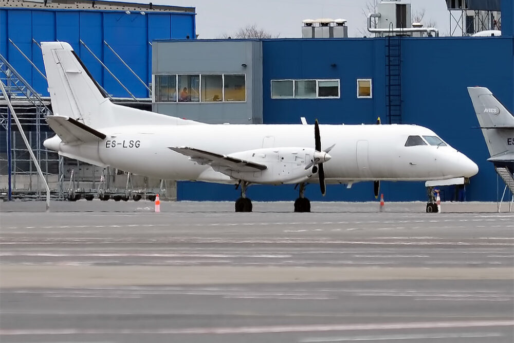 Airest Saab 340