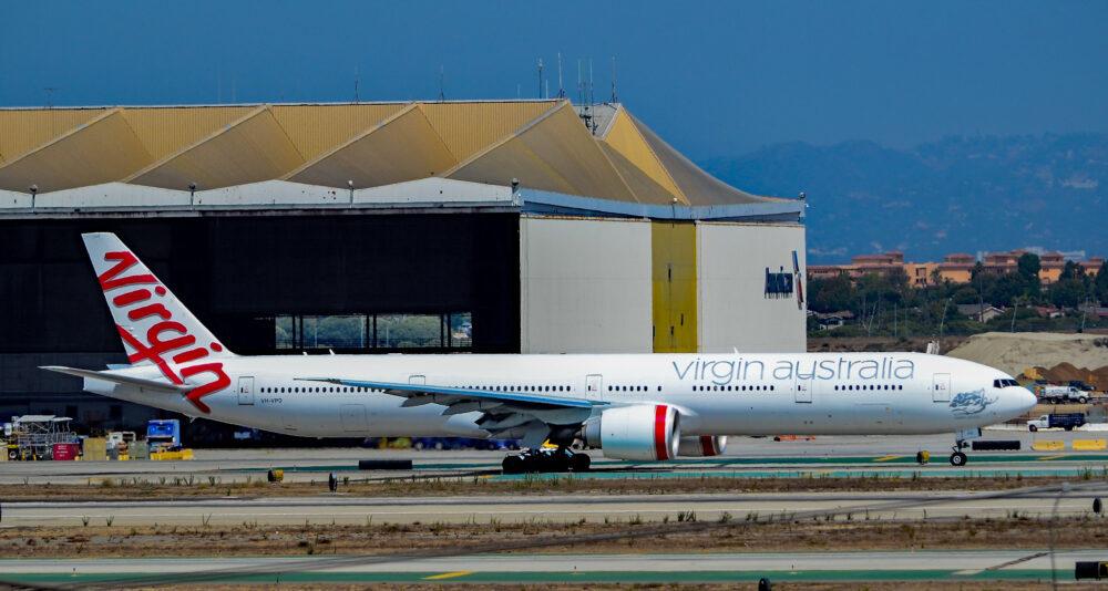 Virgin Australia Boeing 777