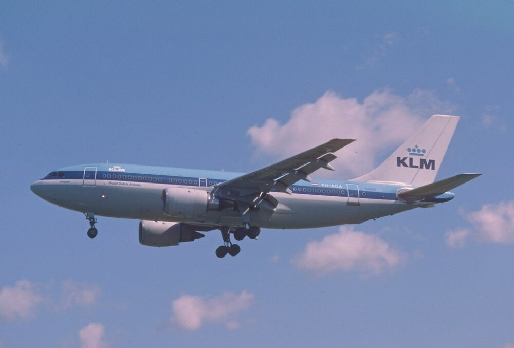 KLM A310