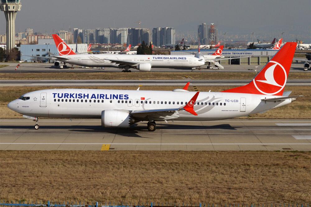 Turkish 737 MAX