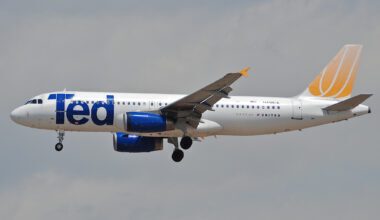 United Airlines Ted Airbus A320