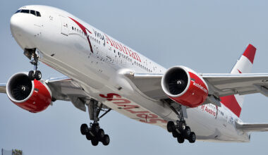 Austrian Airlines 777