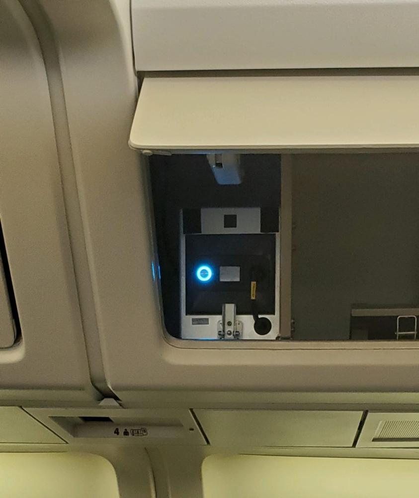 AirFi semi-installed W-IFE