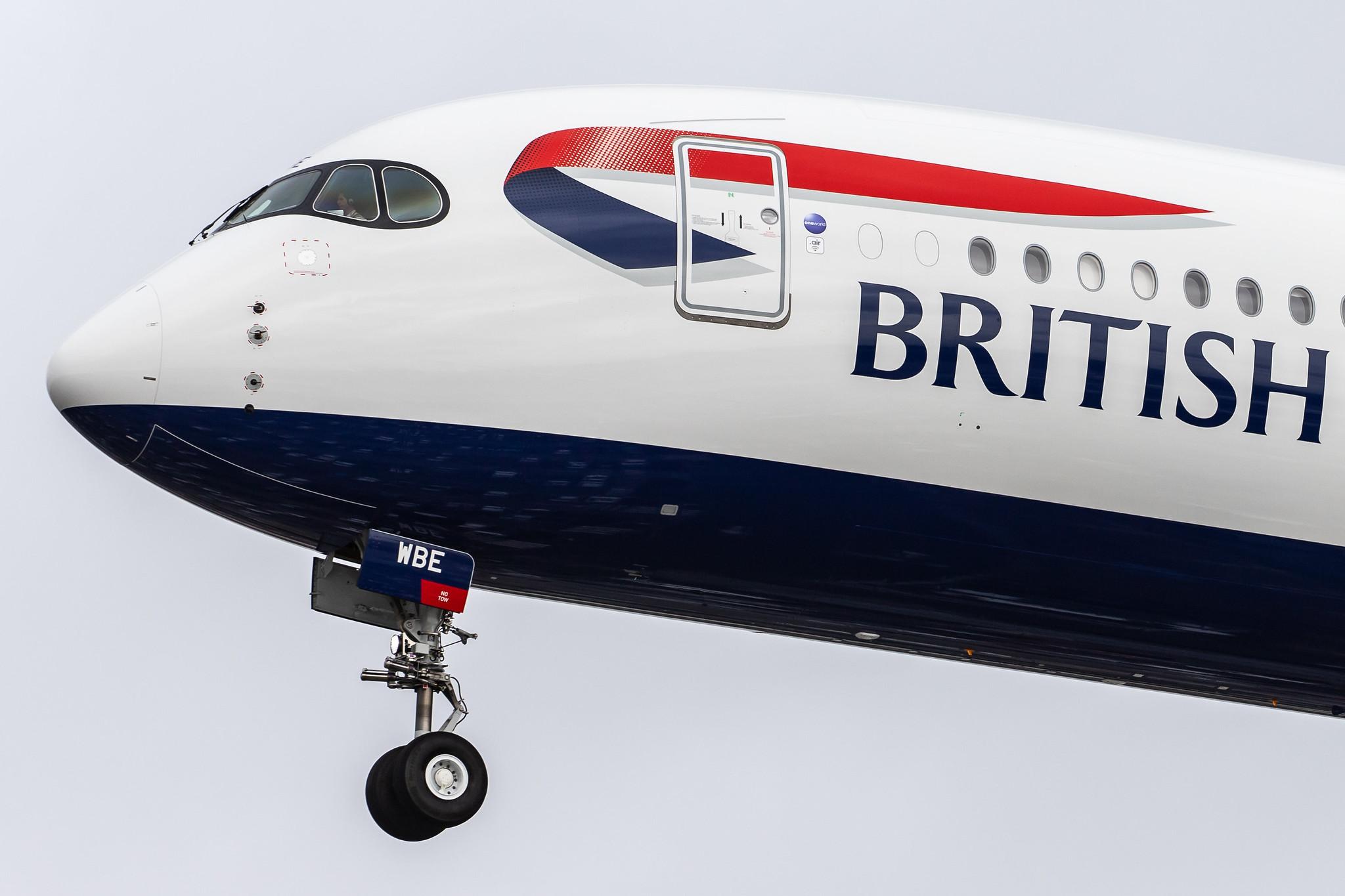 British Airways' United States Network Examined