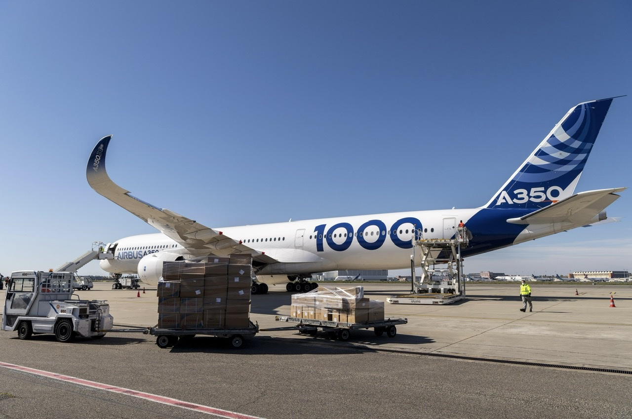 Airbus Says There Is Significant Airline Pressure for An A350 Freighter