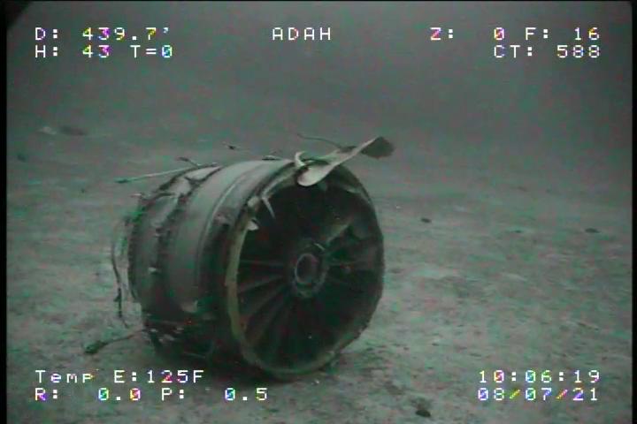 Engine found