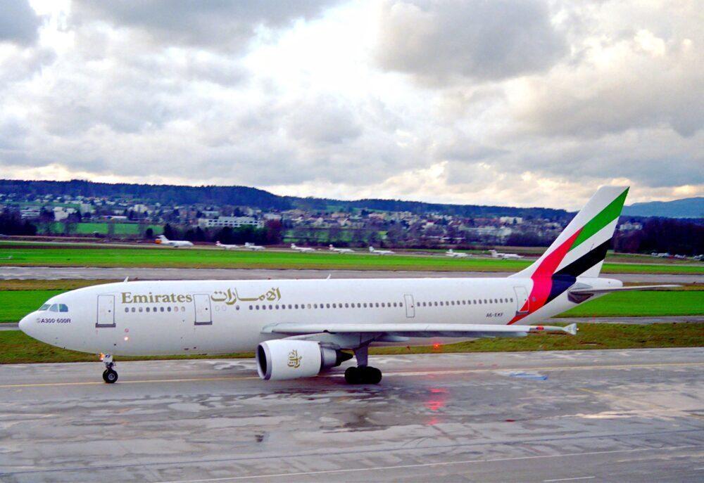Emirates Airbus A300