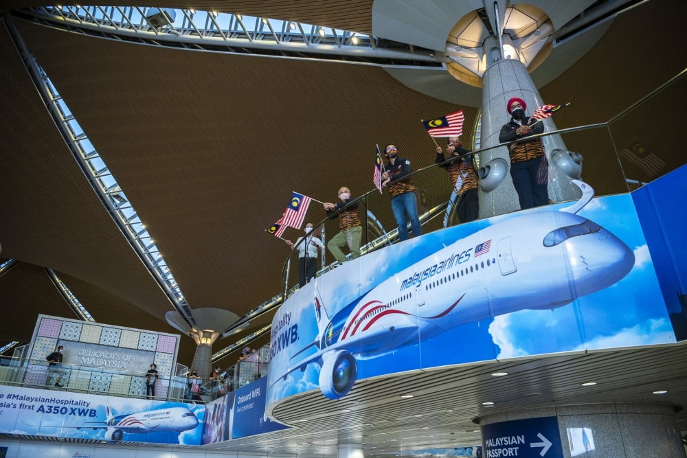 Malaysia Airlines Olympics
