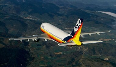 Airbus A310 Jet