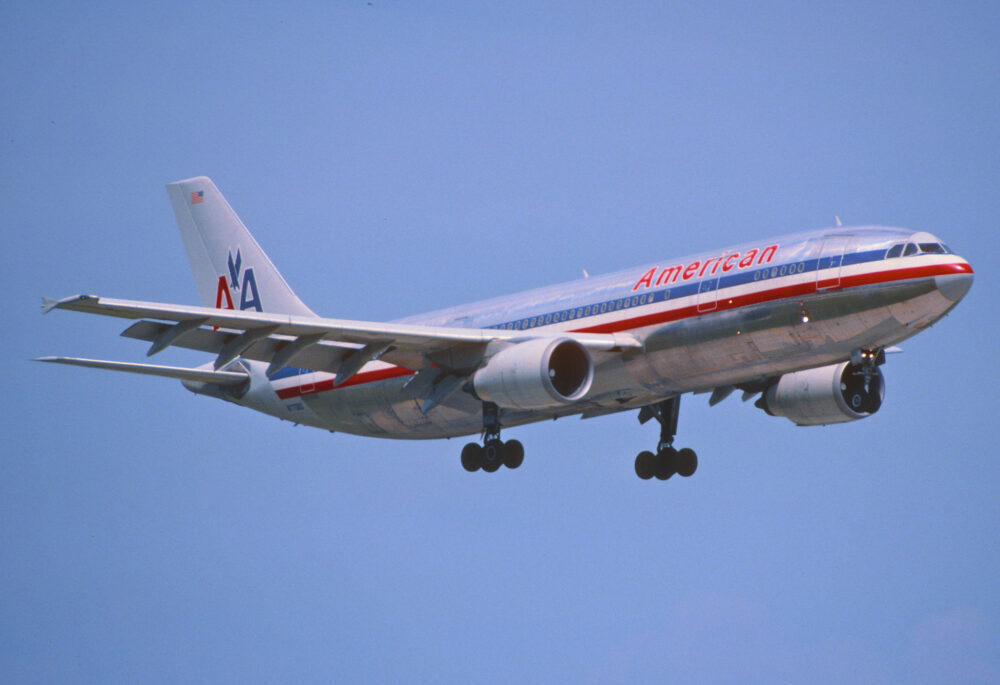 American A300