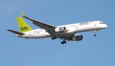 airBaltic Boeing 757