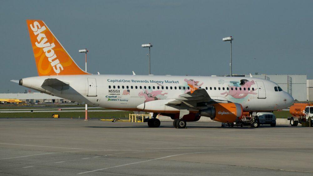 Skybus A319