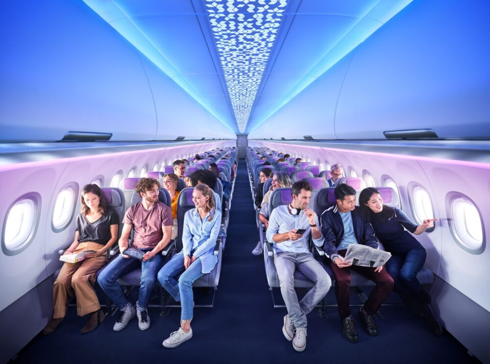 Wizz Air Isn't Worried About The A321XLR Passenger Experience