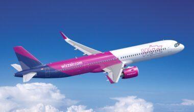 A321XLR Wizzair