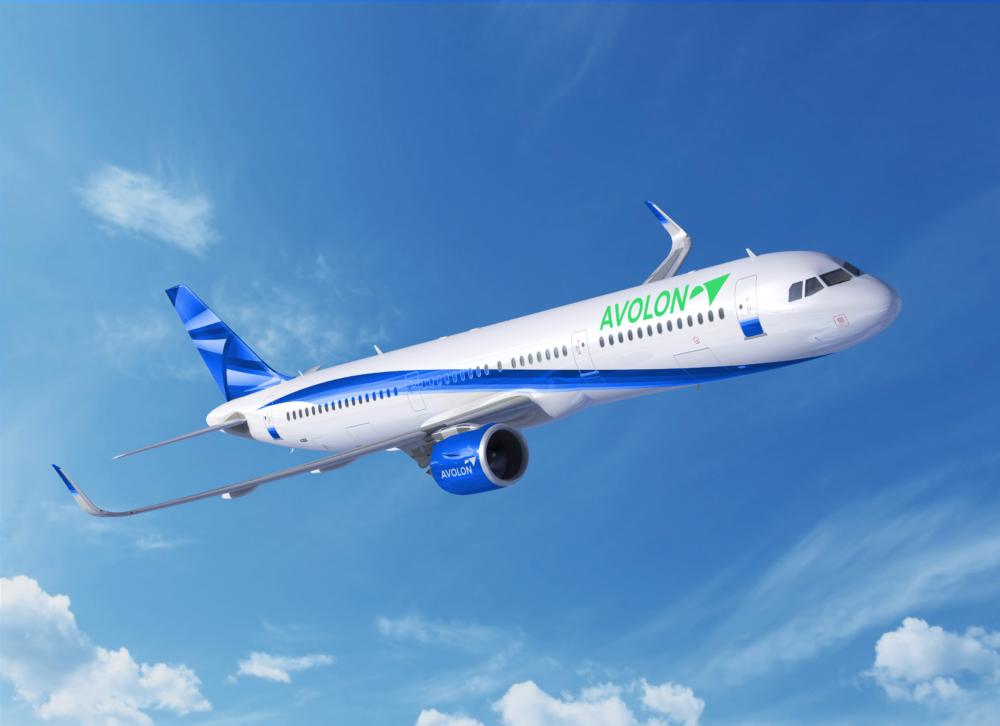 Avolon A321neo