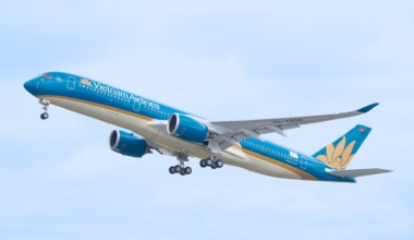 Airbus A350 vietnam airlines