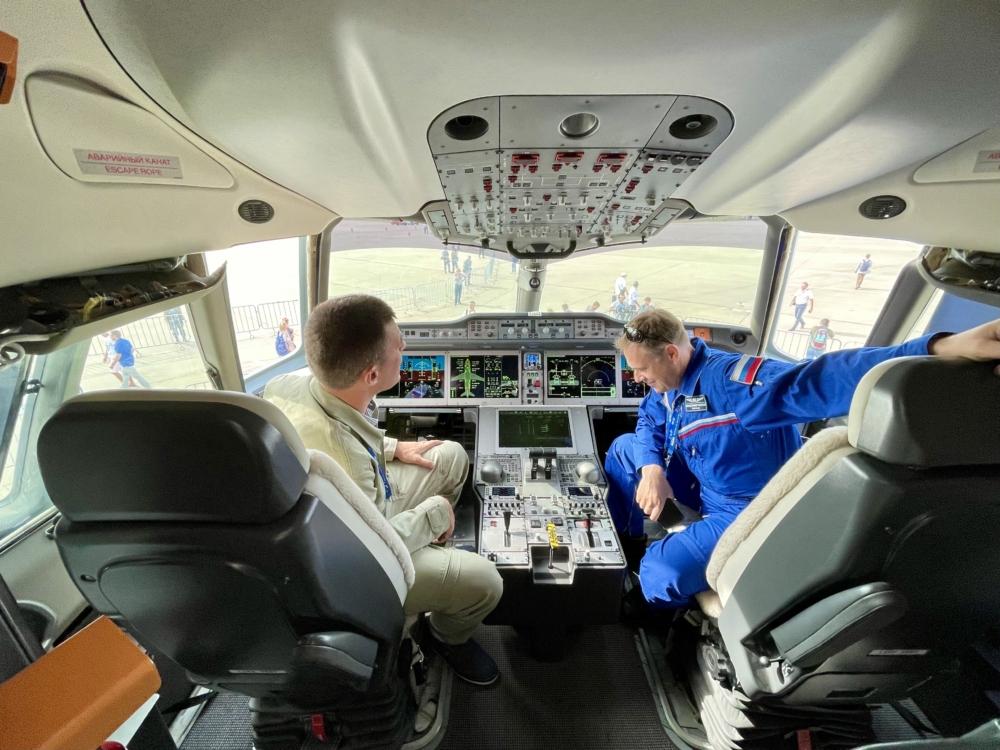 MC-21 Cockpit