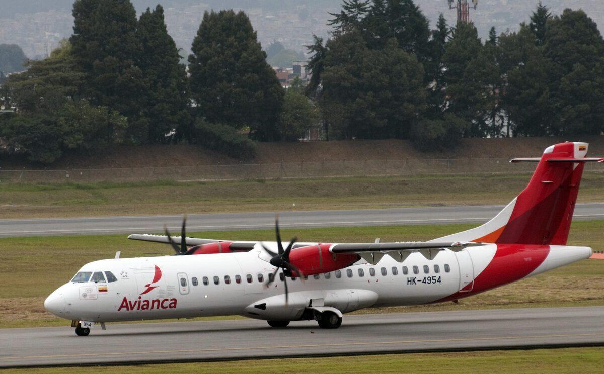 Avianca ATR-72