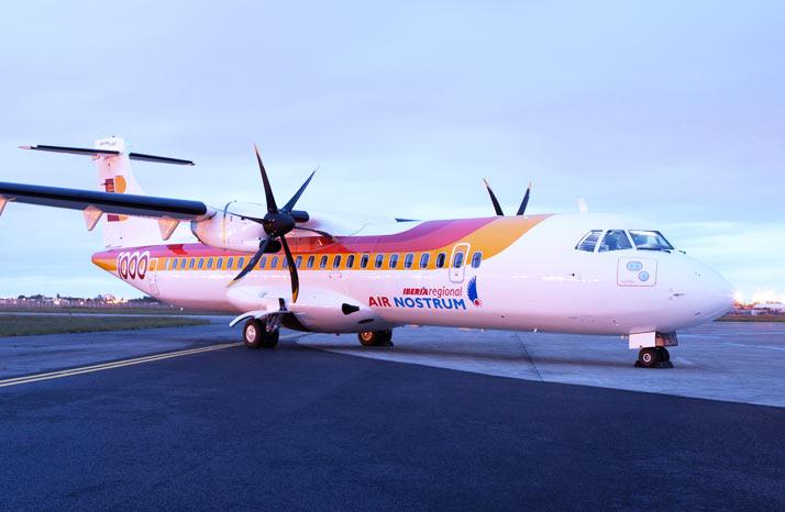 Air Nostrum ATR 72