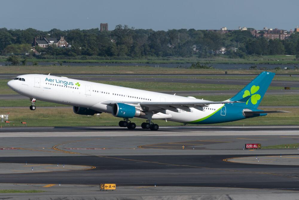 Aer Lingus Airbus A330-302 EI-EDY