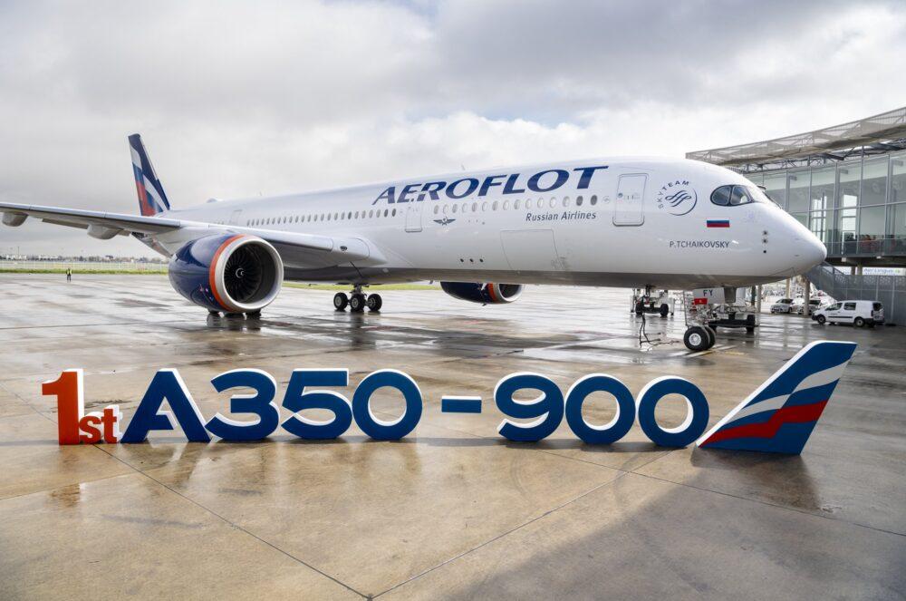 Aeroflot A350