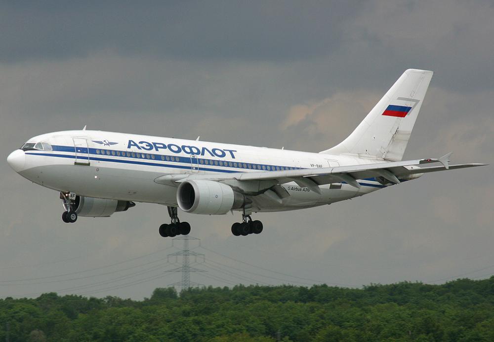 Aeroflot A310
