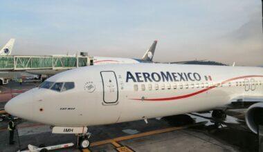 Aeromexico 737 MAX 9